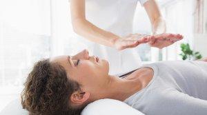 Healing og berøringsterapi